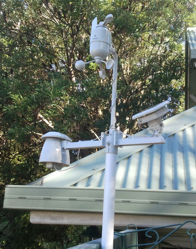 Soudan Armidale Weather Station